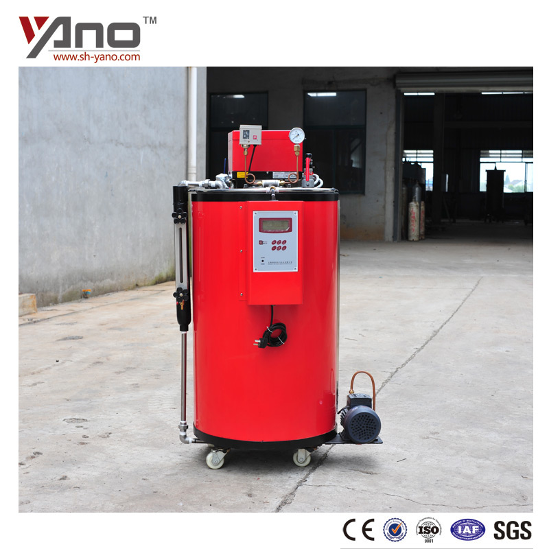 Chinese Top Selling Automatic Quality 50Kg/h Mini Vertical Gas Fired Steam Generator