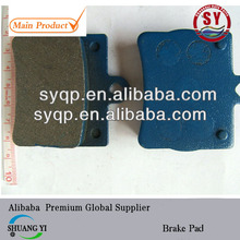good Disc brake pad used for BMW& D739