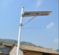 China 8 years gold supplier 12v dc led solar street light 20w