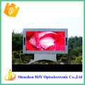 Alibaba express P10 led display video board screen panel