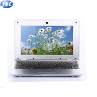 Wholesale Android 10.1inch netbook/notebooks/laptop with Android 4.4, 1G/8GB, via 8880 netbook, stock mini laptop