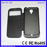 Backup Battery Charger Power Pack Case For Samsung Galaxy S4 Battery Charger Rechargeable Mobile Power Bank