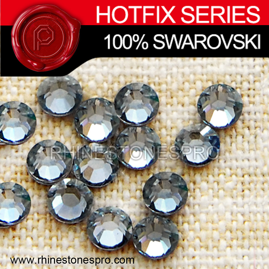 Swarovski Elements For Women Greige (284) 20ss Crystal Iron On Hotfix Rhinestone