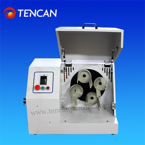 Horizontal medical powder grinding lab mill machine