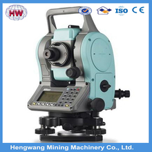 high quality land survey equipment station total electronic HWGK reflector used instruments