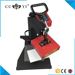 New coming excellent quality leather heat press machine Auto-open Heat Press Machine with Drawer manufacturer sale
