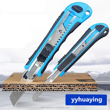Safety Knife Paper Cutter Knife Hot selling safety twist lock folding utility knife