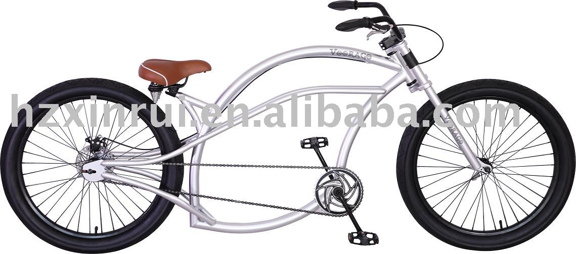 Cheap chopper bike XR-C2401 chopper bicycle carbon chopper bicycle