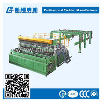 superspeed construction/fence wire mesh welding machine