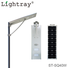 10w - 120w New Energy Solar Powered Outdoor LED Light Integrated Street Lamp with Time Control, Montion Sensor 3Years Warranty