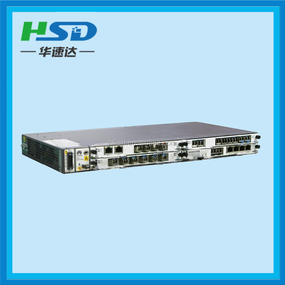 HUAWEI OptiX OSN 1800 Compact Multi-Service Edge Optical Transport Platform huawei OSN1800