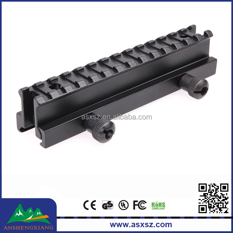 11mm to 20mm Rail Tactical Hunting Mount For Gun