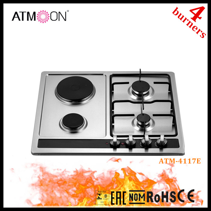 Artmoon Gas And Electric Combination Cookers