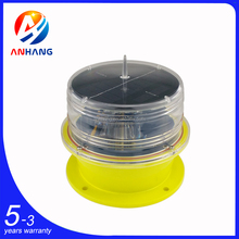 AH-LS/L Solar Aviation Light/Aircraft Warning Light/ Solar runway Light/Hot sale promotion