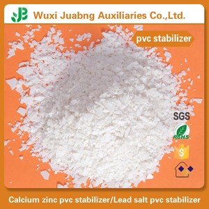 Environment Friendly White Dibasic Lead Stearate For Flexible Pvc Stabilizer