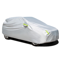 Fits SUV Car Cover Waterproof Auto Cover All Weather Protection Vehicle Cover