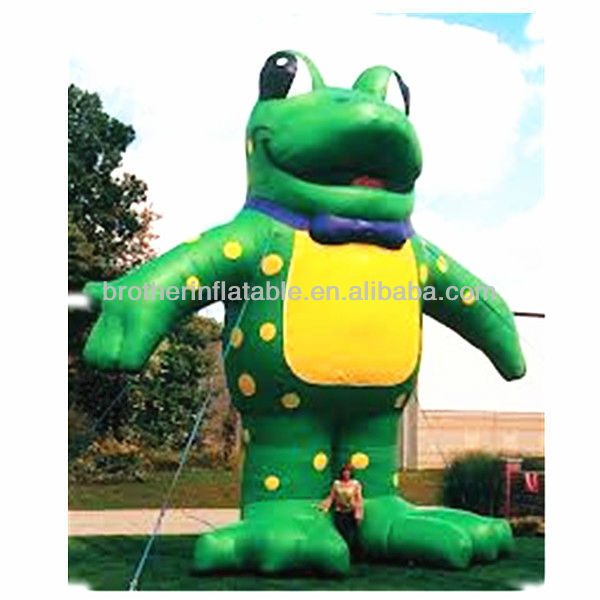 XDCA51 inflatable giant frog cartoon