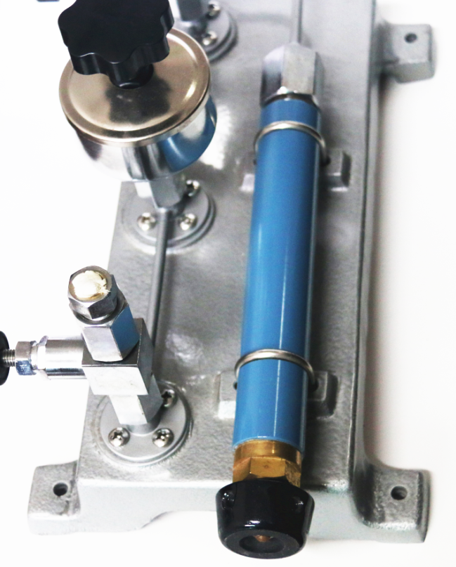 XY-60 Dead weight Tester pressure calibration machine