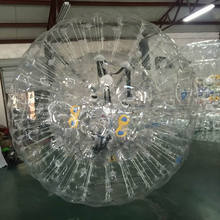 Guangzhou Factory Customized Cheaper Price Grass cheap used 1mm TPU or PVC kids zorb ball