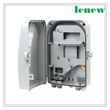 12 core fiber optic termination box ftth communication accessories