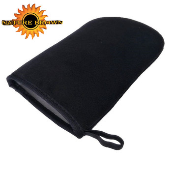 OEM/ODM Tanning mitt applicator for spray bronze tanning solutiion
