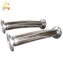 Cheap price metal flexible hose flange joint stainless steel hose