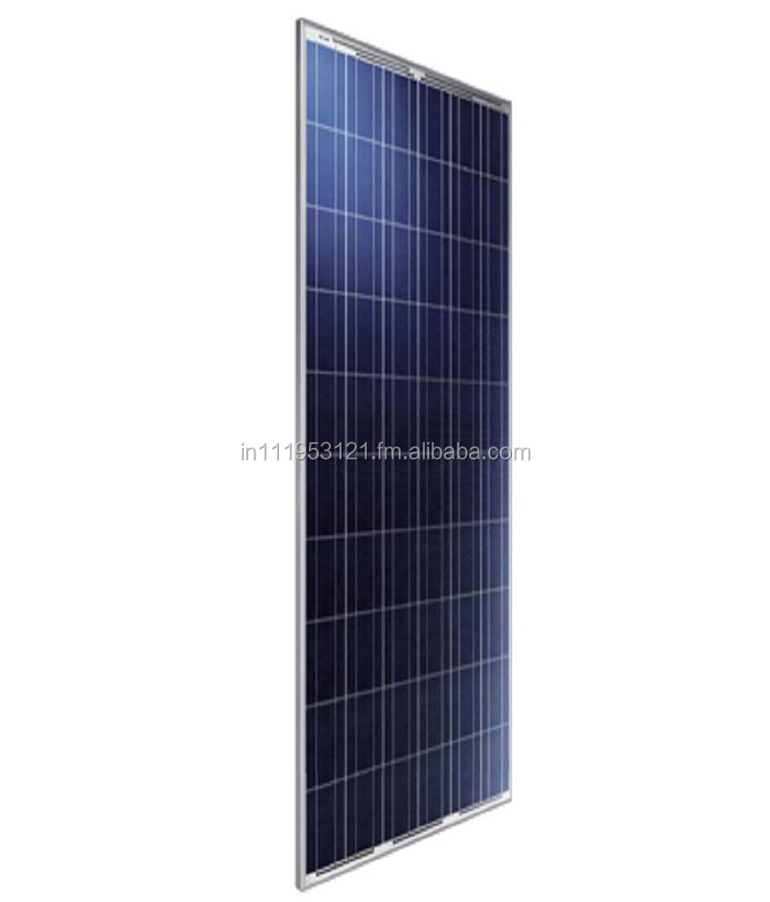 TUV certified 250W solar panel for rooftop systems