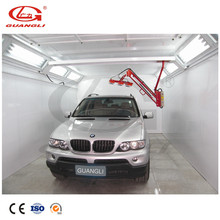 car paint spray booth price