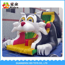 2016 New Design Gaint Inflatable Cartoon Water Slide for Sale