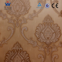 3D Italy design pvc wallcovering weddings decoration wholesaler wanted Chinese Wallpaper Manufacturer OEM/ODM/OBM Service