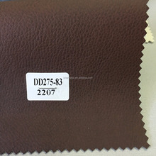 best 100% pu composition leather fabric for sofa