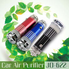 Novelty New Style Aroma Car Air Purifier In Blue,Black and Red(dispel smoke&dust,kill virus)