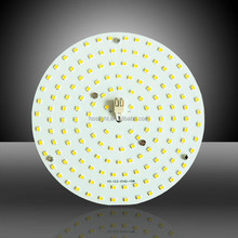 ac led round module AC 220v directly no extra LED driver needed/aluminum pcb board 2835 LED 220v ac