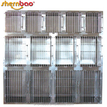 Shernbao KA-509 Stainless steel Modular Cage for Pet Dogs
