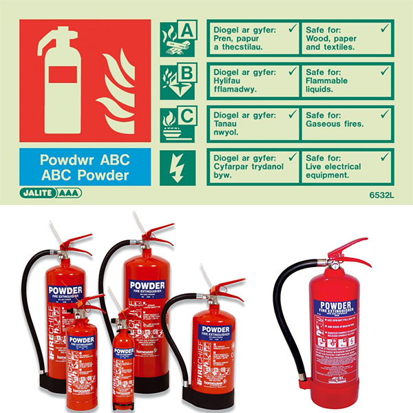 1 KG dry chemical powder type fire extinguisher price