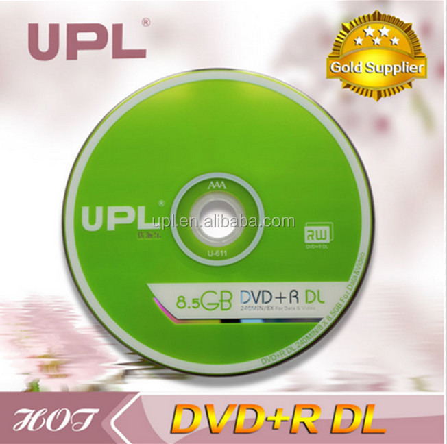 Alibaba China <strong>DVD</strong>+<strong>R</strong> Double-Layer Recordable Discs DVDR DL 8X 8.5GB