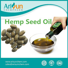 Factory Supply Best Prcie 100% Natural Hemp Seed Oil