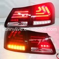 2006-2011 year Taillights Red White Color for For Lexus GS300 GS350 GS430 GS450