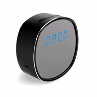 Long Standby Round Clock WIFI Security Camera Hidden