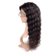 Unprocessed raw 5x5 silk top full lace wig transparent lace wig indonesia,waterproof wigs hongkong