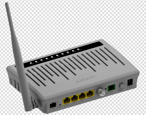 FTTH ONU PON GDONU100-2030BW wireless ONU and receiver inone Integrated Routing Switching CATV PON ONU
