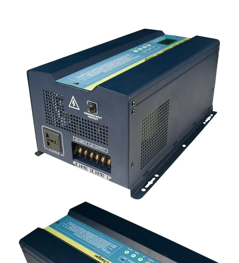 Single Phase Inverter : Single phase off grid pure sine wave solar inverter kw