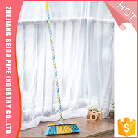Custom made new design cheap price plastic cleaning use of soft broom