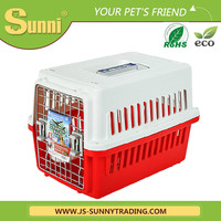 Hot selling plastic outdoor modular dog kennel