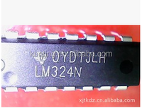 chip IC LM324 hott offer LM324N operational amplifier supply chain new