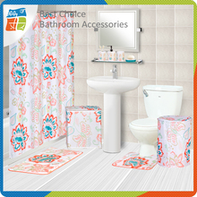 Custom Polyester Printing Shower Curtain