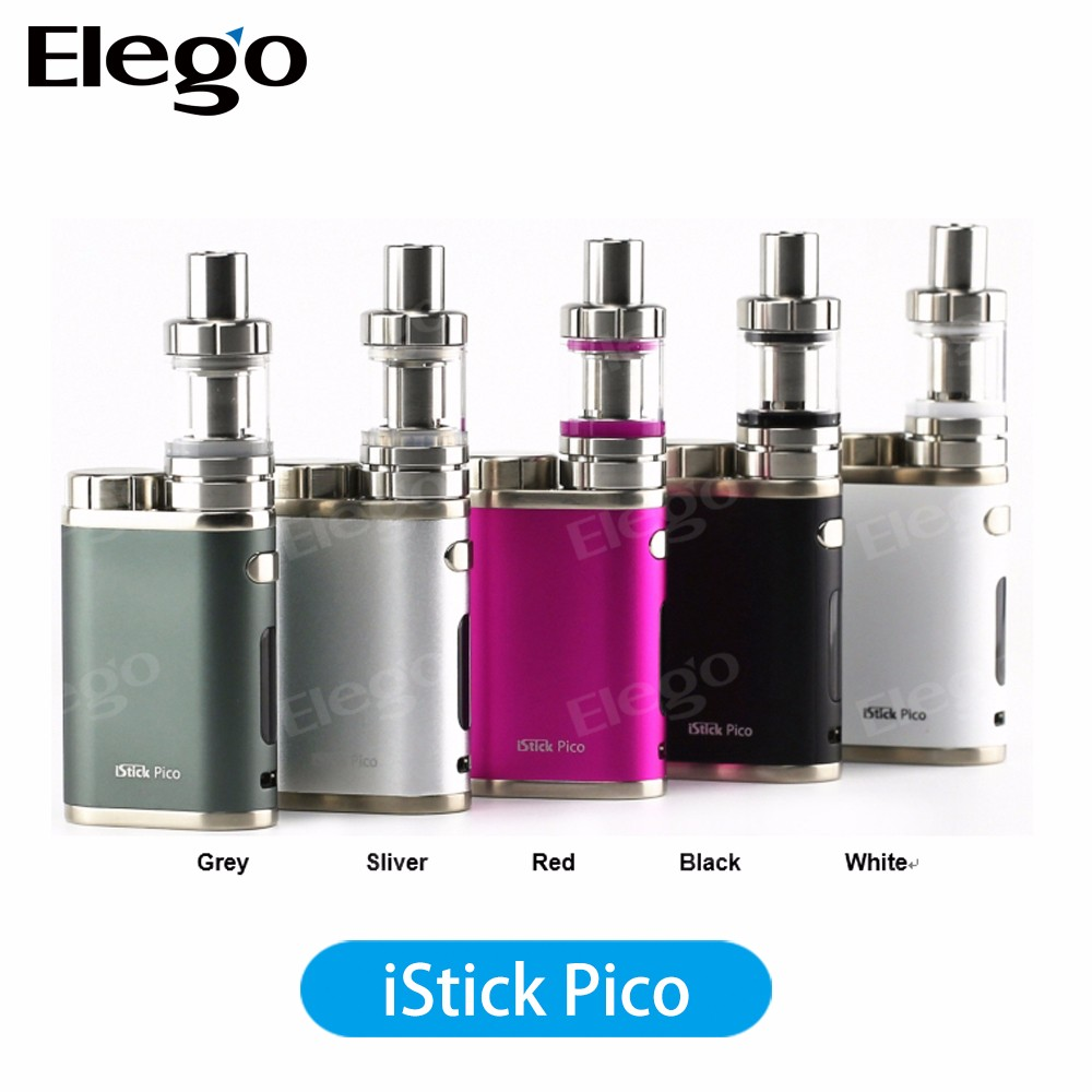 Alibaba express eleaf iStick Pico 75w china supply 1600mAh Eleaf istick pico 75w kit vape