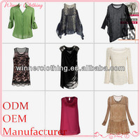 OEM garment factory direct good quality fashion garment buyer in usa