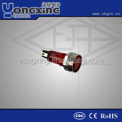 Reliable elctronic led position indicator lamp 230v