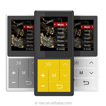 Factory OEM/ODM MP4 Player/MP3 with Display Screen FM